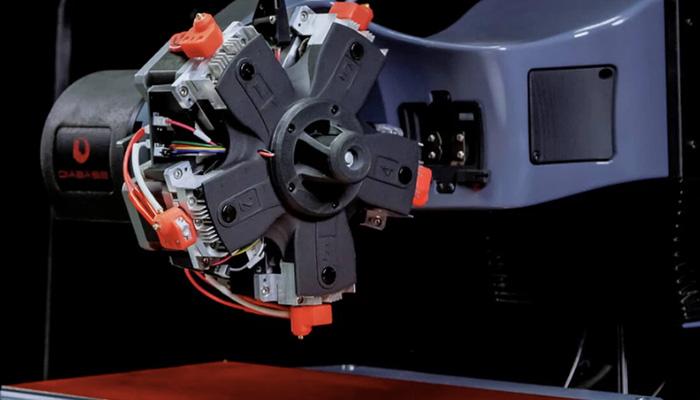 imprimante 3D hybride