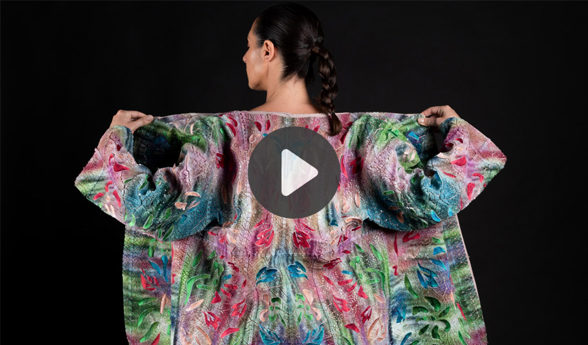 impression 3D et haute couture