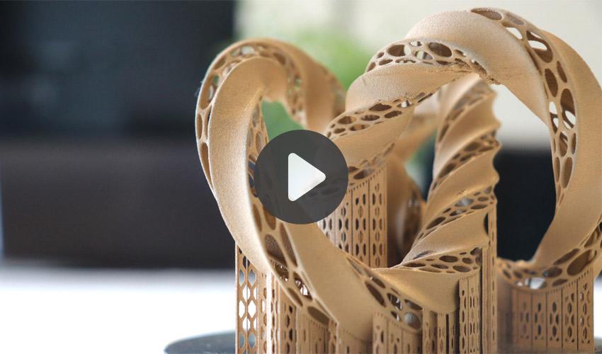 erpro impression 3D métaux précieux