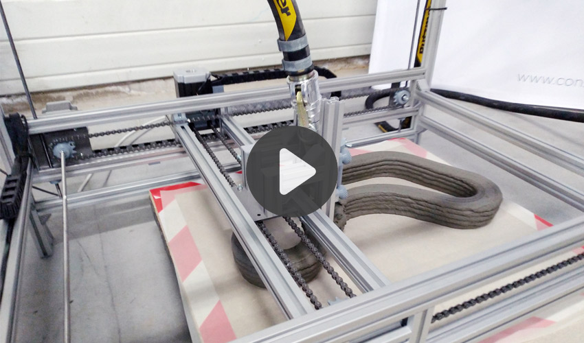 formation imprimante 3D béton