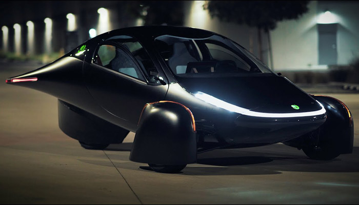 3D-gedrucktes Elektroauto von Aptera