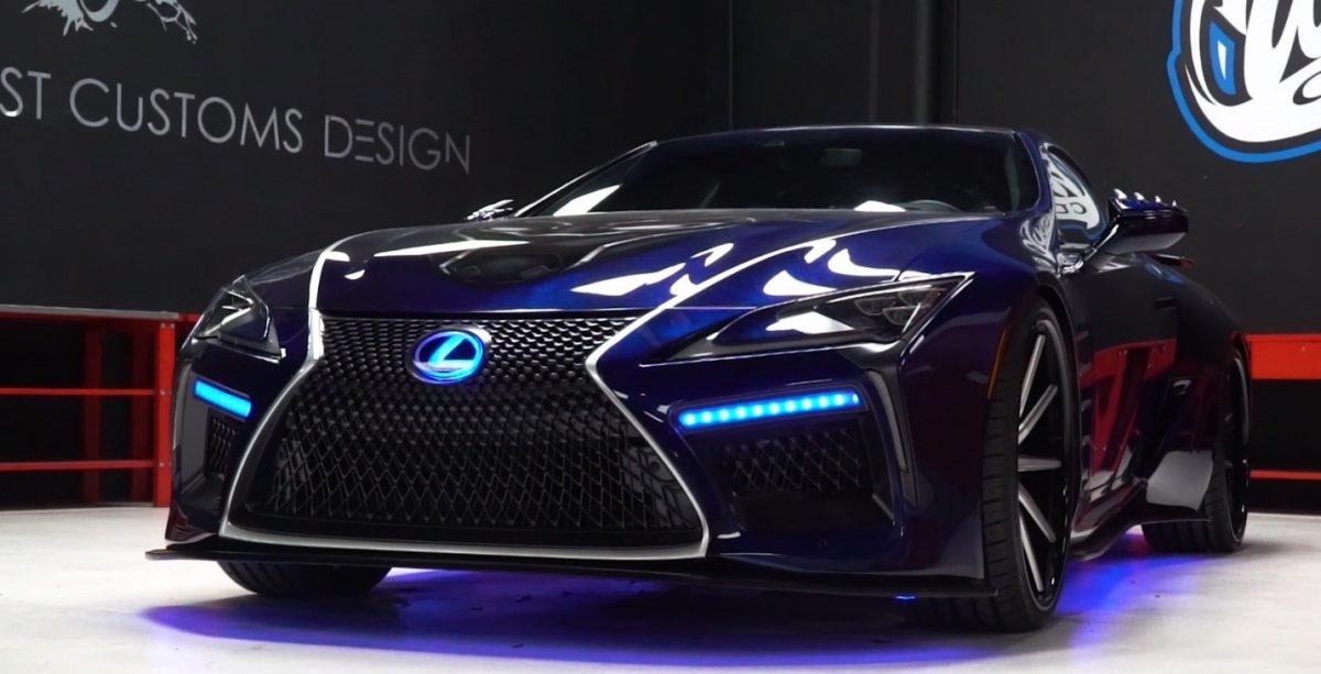 Artec-Black-Panther-Lexus-0