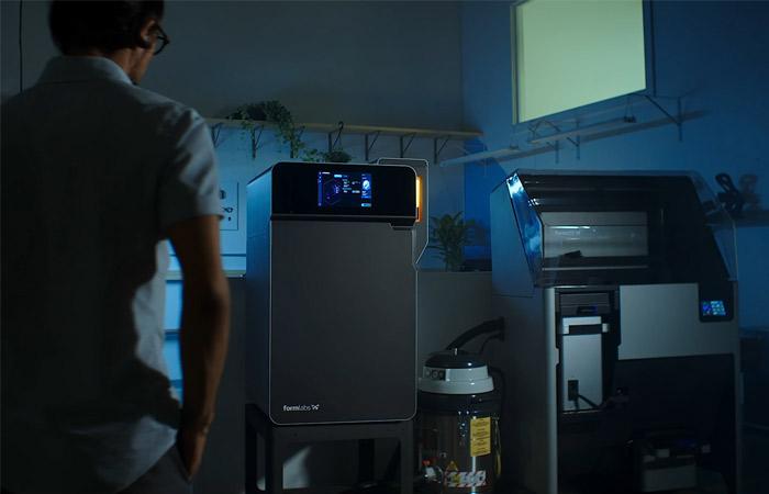 The Fuse 1 3D printer