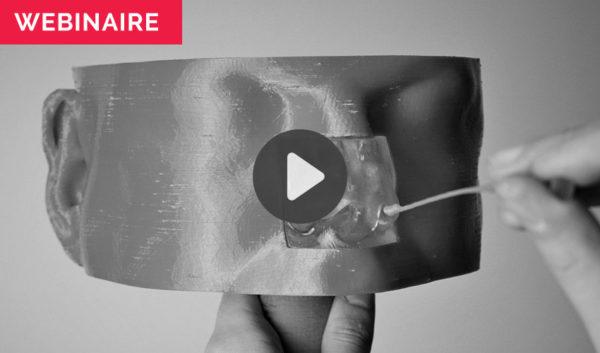 WEBINAIRE : Comment développer son projet dans le domaine de la santé grâce à l'impression 3D ?