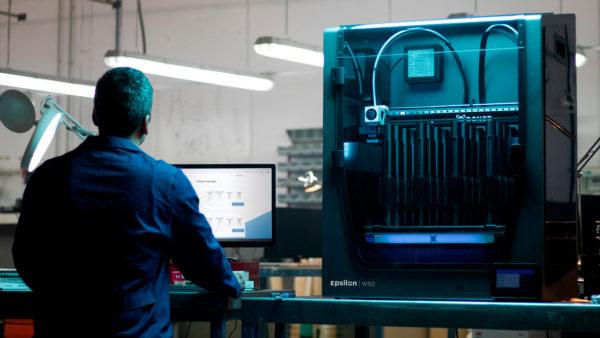 Lab 3Dnatives : Test de l'imprimante 3D Epsilon W50 de BCN3D