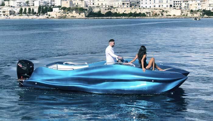 impression 3D bateaux