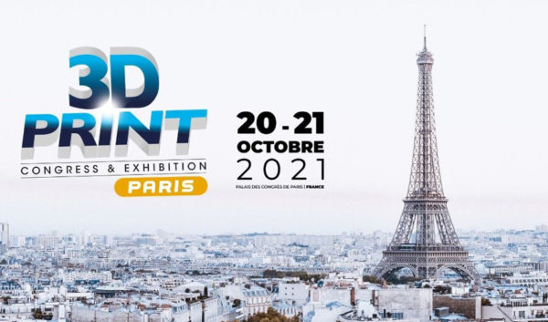3D Print Congress & Exhibition Paris
