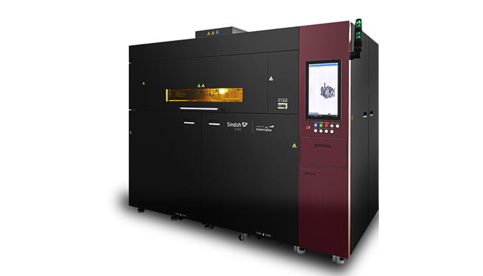 The Sindoh 100, the latest printer from the Korean manufacturer (photo credits: Sindoh)