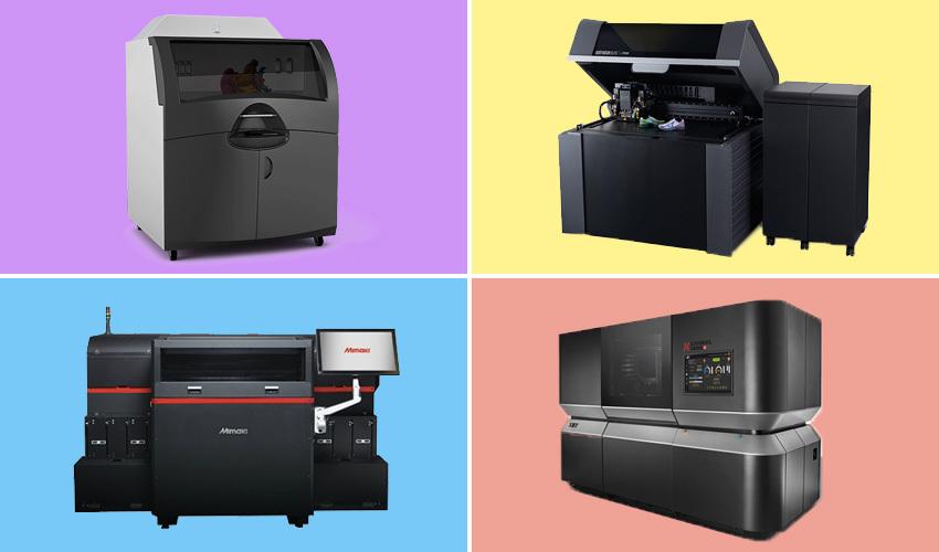 imprimante 3D jet de matière