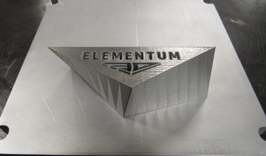 elementum 3D