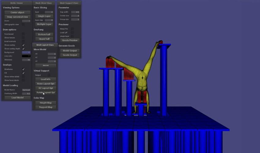 imprimante 3D plateau mobile
