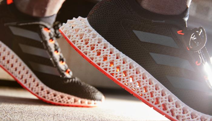 L'adidas 4DFWD imprimée en 3D améliore la course à pieds - 3Dnatives