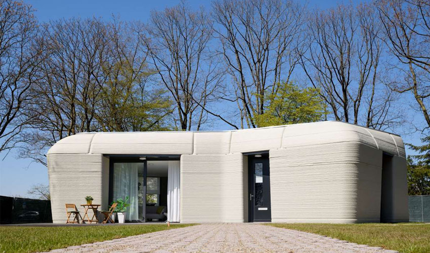 maison 3D hollande