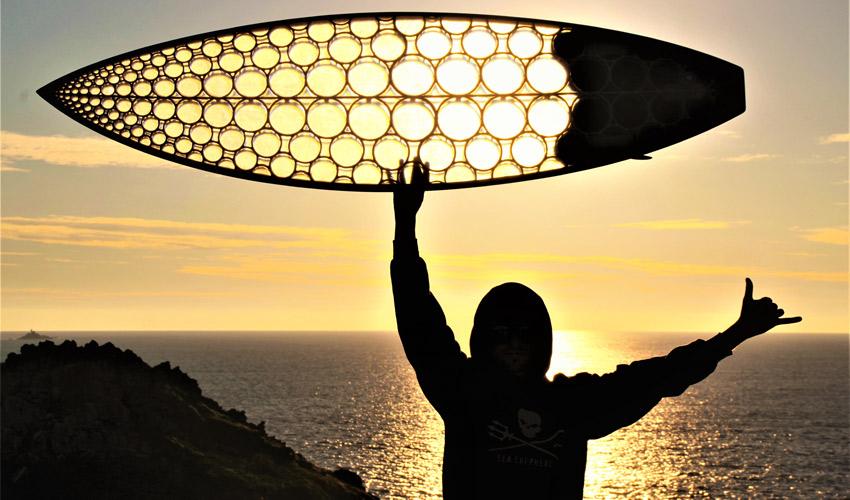 paradoxal surfboards