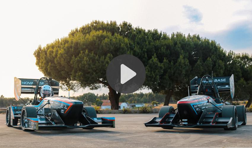 course automobile impression 3D