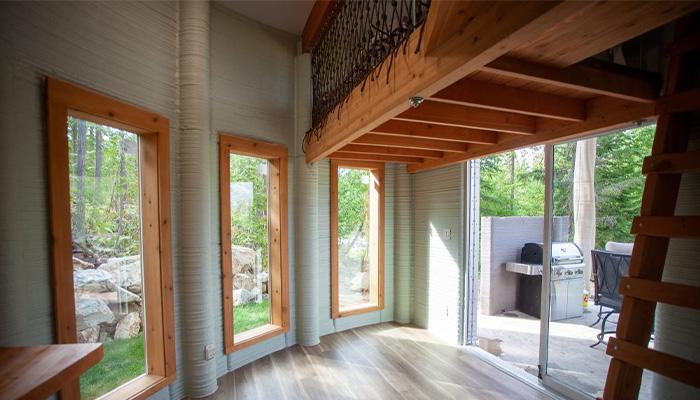 airbnb impresión 3D