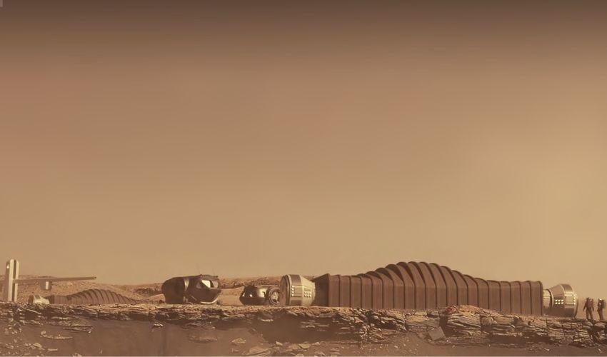 mars dune alpha