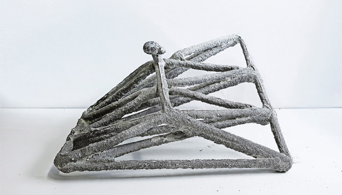 3D concrete injection printing