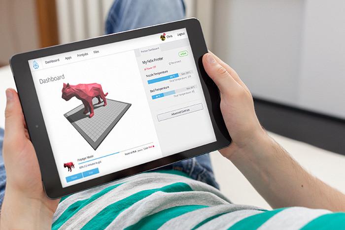 Formide, la plateforme de gestion de votre imprimante 3D