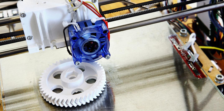 3D-printing-gear