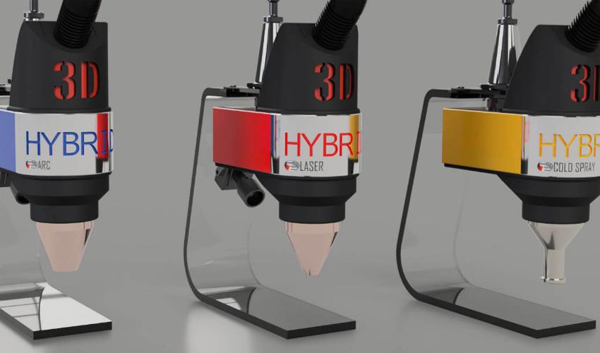 3D-hybrid solutions