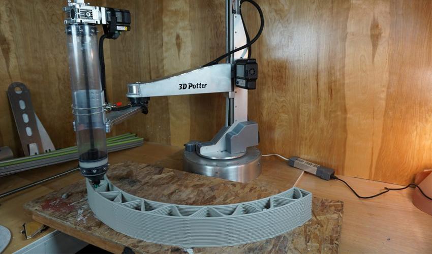 3D potter