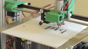 L'imprimante 3D à chocolat développée par Piq Chocolates