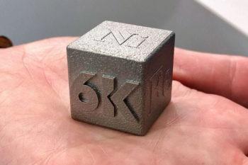 #Startup3D : 6K conçoit des poudres dérivées de sources durables pour l'impression 3D