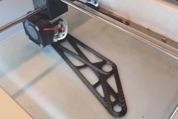 9T Labs, l'impression 3D de composites de carbone de qualité industrielle