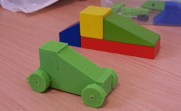 impression 3D école