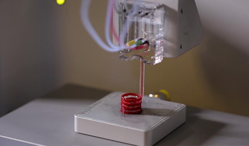 Startup 3D du mois: Aspect Biosystems bio-imprime des tissus humains