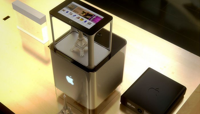imprimante 3D d'apple