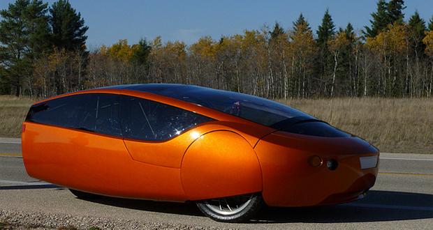 véhicules imprimés en 3D