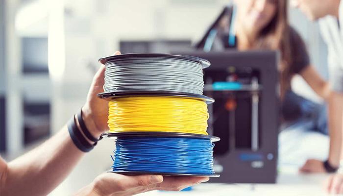 émissions d'une imprimante 3D