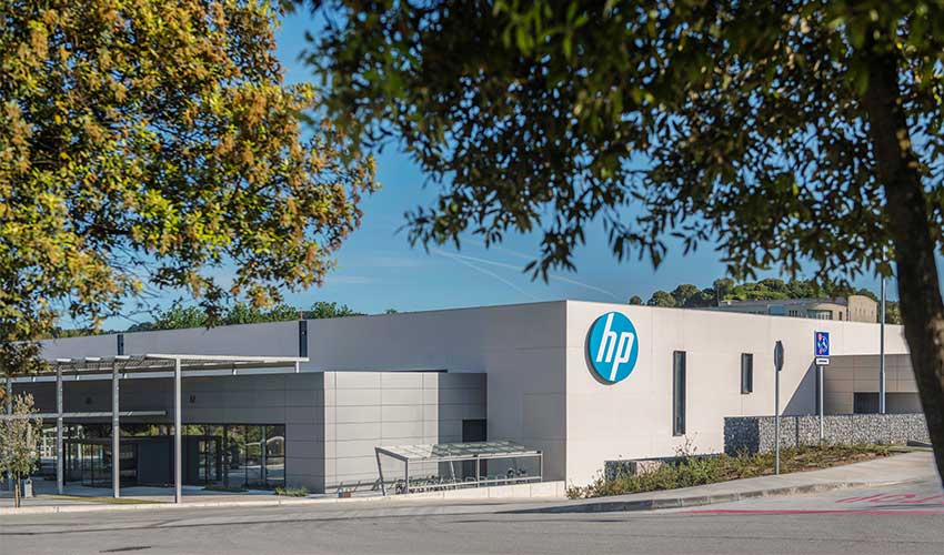 hp centre barcelone