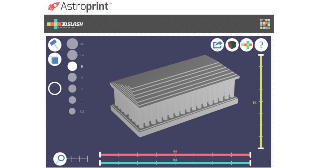 Le partenariat permettra notamment de modifier n'importe quel fichier directement depuis Astroprint