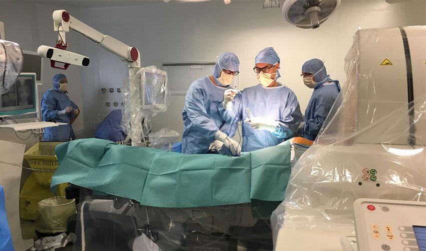 impression 3D en chirurgie