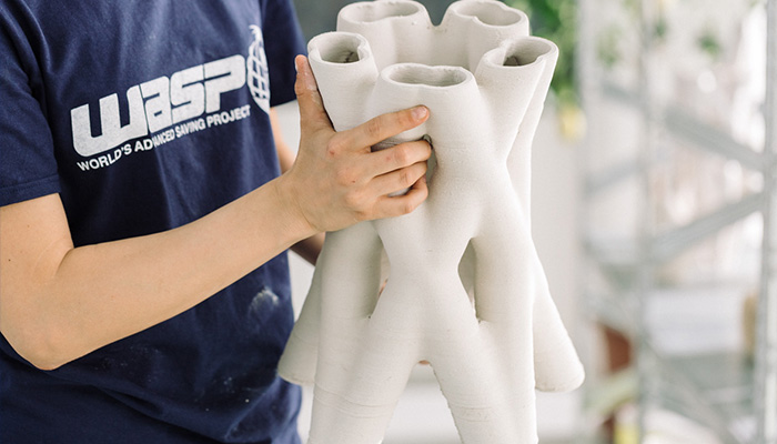 impression 3D céramique