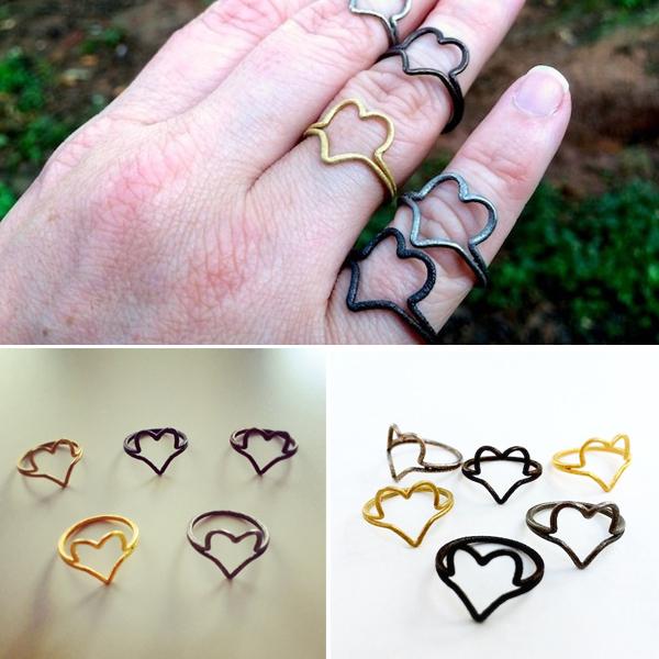 Coeur ring