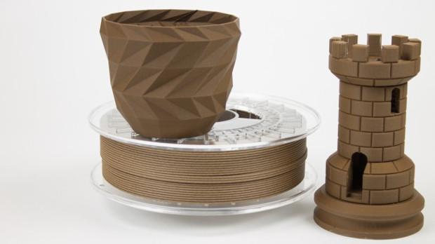Crazy material 3D printing