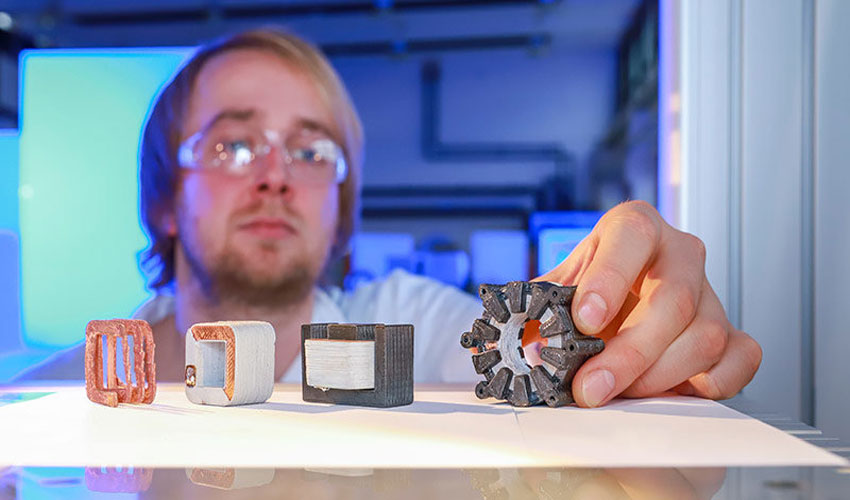 moteur impression 3D