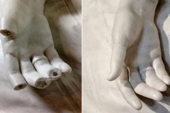 Restaurer des oeuvres d'art de la Renaissance grâce à l'impression 3D