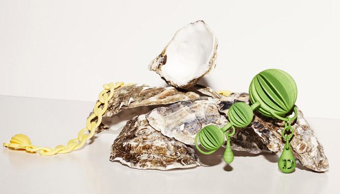 bijoux imprimés en 3D