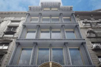 L'impression 3D au service de la restauration d'un bâtiment ancien