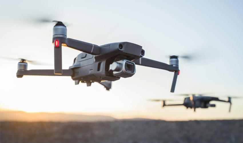 drones imprimés en 3D