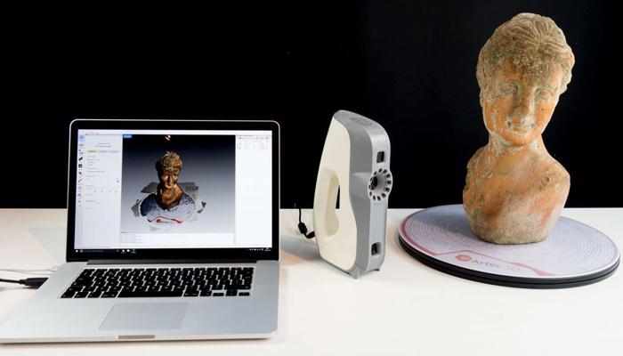 technologies 3D et culture