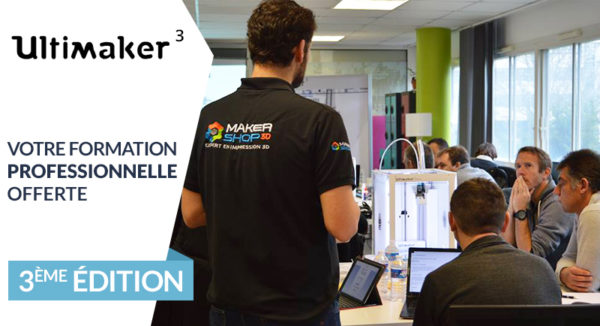 formation ultimaker 3