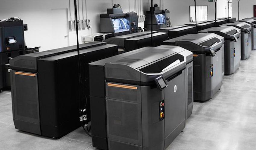 HP Jet Fusion 3D 4210