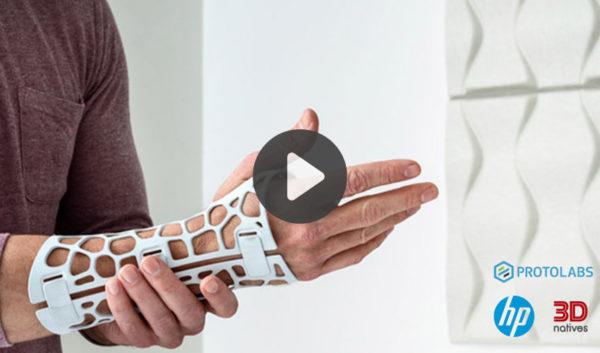 WEBINAIRE : L'impression 3D HP Multi Jet Fusion pour le médical