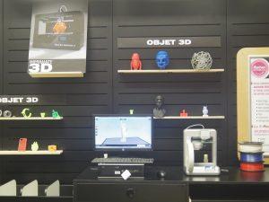 En octobre dernier, Auchan lançait son propre service d'impression 3D
